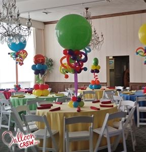 Balloon Crew Inc, Cleveland — Fun and Festive design for any occasion!