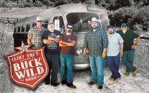 Clint Taft & the Buck Wild Band