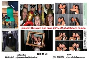 power of 2   Photo Booths
