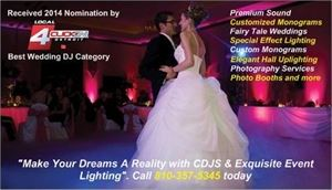 CDJS Disc Jockeys & Exquisite Event Lighting
