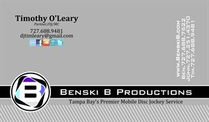 Benski B Productions