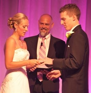 Our Wedding Officiant - NYC
