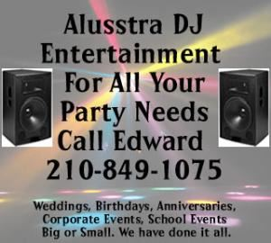 Alusstra DJ Entertainment