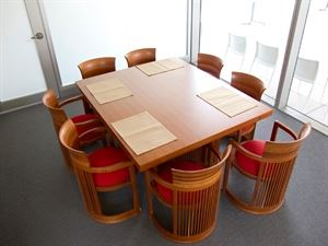 President's Conference Room, Grand Rapids Art Museum, Grand Rapids — President's Conference Room