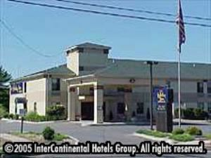 Holiday Inn Express Hartford-Vernon
