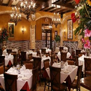 Andalucia Room, Columbia Restaurant Ybor City, Tampa