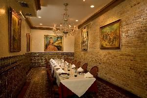 Sancho Dining Room, Columbia Restaurant Ybor City, Tampa