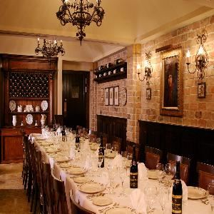 The Familia de Casimiro Dining Room - Private Space, Columbia Restaurant Ybor City, Tampa