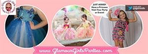 Glamour Girls Dress Up and Princess Parties
