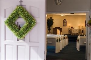 Weddings at Unity Church on the Mountain