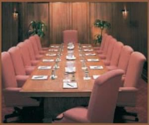 Executive Boardroom, Millennium Knickerbocker Hotel Chicago, Chicago