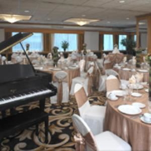 Grand Avenue Ballroom, Hampton Inn Chicago Downtown/Magnificent Mile, Chicago — Elegant Symphony Ballroom