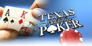 Hold'em Poker Tournament, Vegas Concepts Inc, Irving — Hold'em Poker Tournament Package