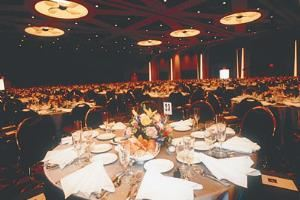 Los Angeles Ballroom, Hyatt Regency Century Plaza, Los Angeles