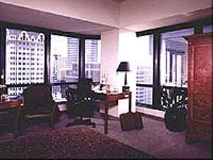 Los Angeles Room, Hyatt Regency Century Plaza, Los Angeles