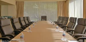 Directors Boardroom, Hyatt Regency Century Plaza, Los Angeles