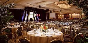 Olympic Ballroom I, Hyatt Regency Century Plaza, Los Angeles