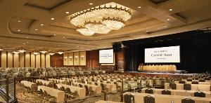 Olympic Ballroom II, Hyatt Regency Century Plaza, Los Angeles