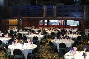 Constellation Ballroom, Hyatt Regency Century Plaza, Los Angeles
