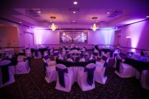 Rose Wedding Package (price ranges from $85 to $95 per person), Hilton Garden Inn Fairfax, Fairfax