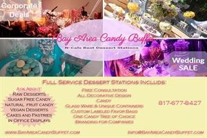 Bay Area Candy Buffet