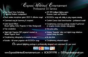 Express Unlimited Entertainment
