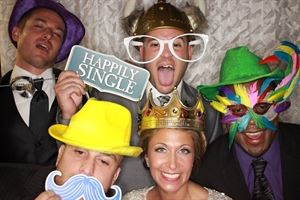 Best Buy 4 Hour Package, Snapshot Booths - Serving the NY/NJ/CT Tri-State Area, Plainfield — Wedding Photo Booth Fun