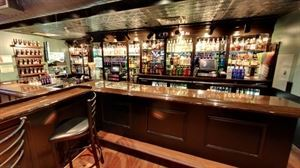 Back Bar, Howl At The Moon - Chicago, Chicago