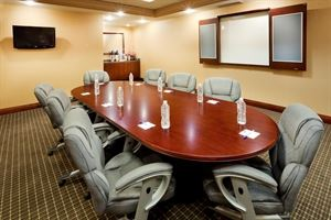 Vincent B - Boardroom, Holiday Inn Express & Suites Toronto-Mississauga, Mississauga
