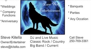Lone Wolf Entertainment