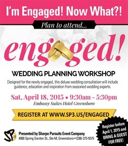 Engaged! Wedding Planning Workshop