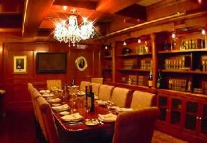 The Library Room, Uncle Jack's Steakhouse-Westside, New York