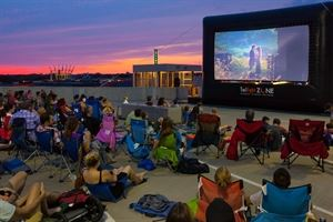 Twilight Zone Outdoor Cinema