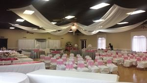 Evangeline Shrine Club Banquet Hall