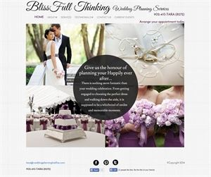 BlissFull Thinking Wedding Planning Services