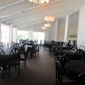 Dining Area, Grand Forks Country Club, Grand Forks