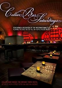 Prive Group present Cellar Bar