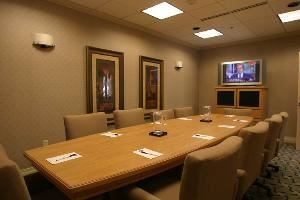 Executive Boardroom, Hampton Inn Daytona Speedway-Airport, Daytona Beach