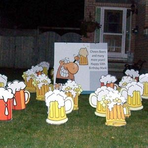 All Occasions Signs - Birthday Lawn Signs and Stork Rentals