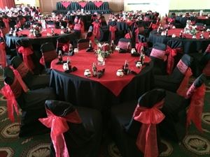 Empire Ballroom Banquet Package, SeaPort Marina Hotel, Long Beach — Quinceanera - 300 guests