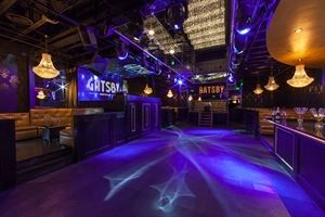 Gatsby Dallas Nightclub