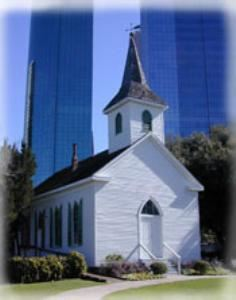 1891 St. John Church, The Heritage Society at Sam Houston Park, Houston