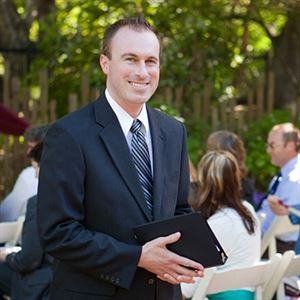 Wedding Officiant Jon