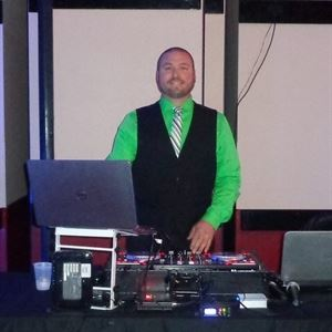 MUSIC BY JOE WEDDING DJ AND DECOR UPLIGHTING