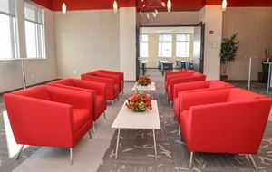 Conference Lounge, Tilson Conference Center, Greenwood