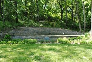 Dod Amphitheater, The Frontier Culture Museum, Staunton