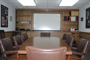 Meeting and Board Room, The Frontier Culture Museum, Staunton