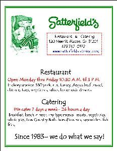 Satterfield's Restaurant & Catering