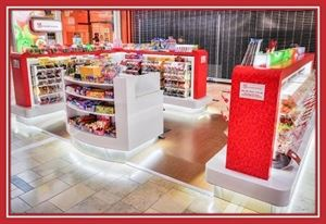 Candy Retail Store Designs and Layouts - PickSweetique