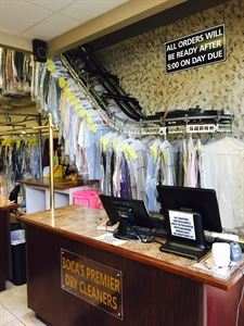 Boca's Premier Dry Cleaners Yamato
